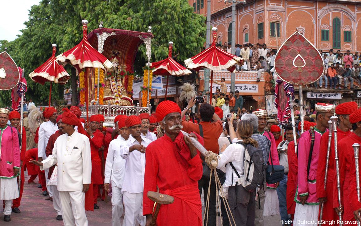 Teej festival 2019