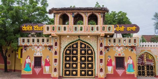 Rajasthani food in Jaipur