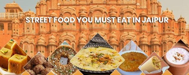 sreet food to eat in jaipur
