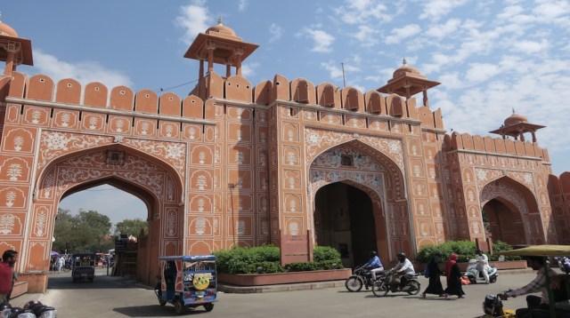 ajmeri gate of jaipur
