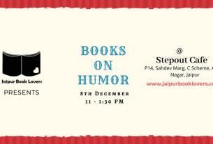 Jaipur Book Lovers