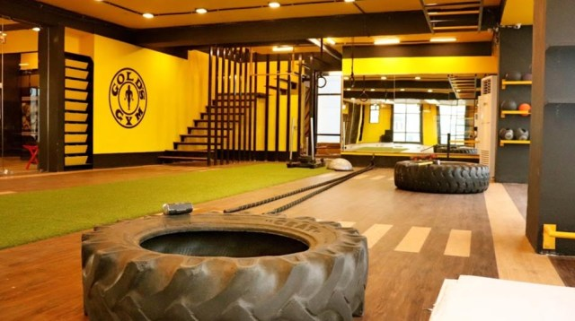 Golds Gym in Jaipur