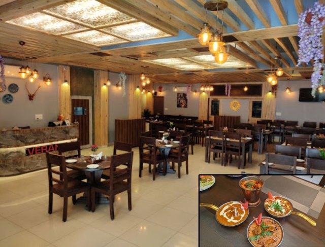 Verano Restaurant jaipur