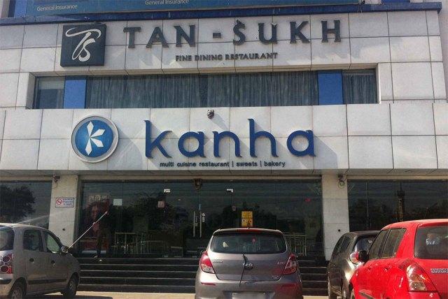 Kanha restaurant jaipur