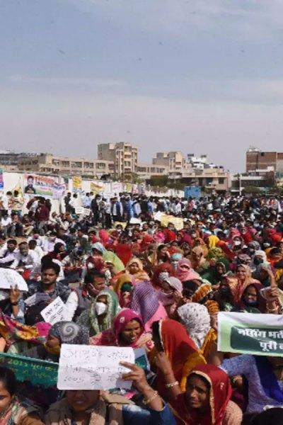 Patwaris-protest-in-jaipur