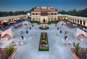 Resorts near jaipur