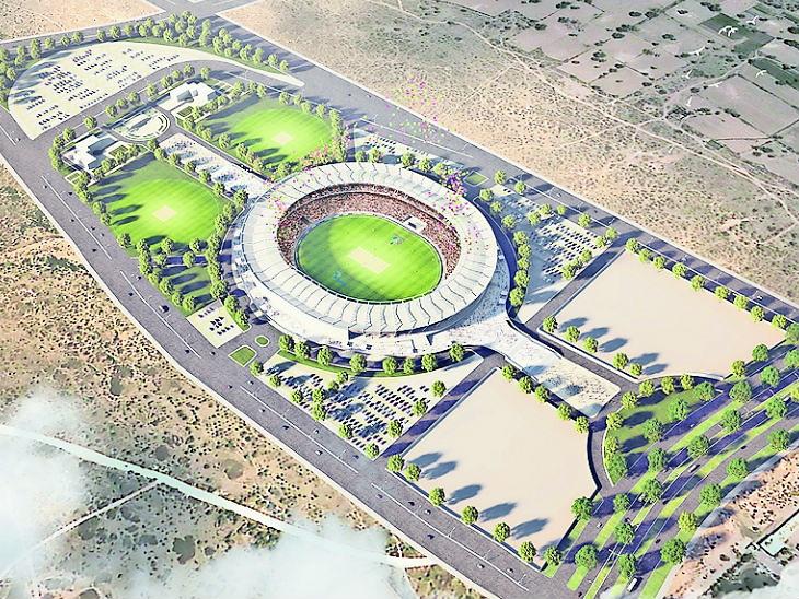 World-Third-Largest-Cricket-Stadium-Jaipur