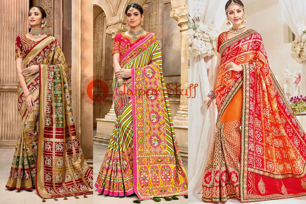 Best saree shops in Jaipur