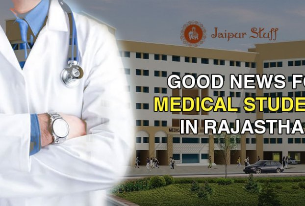 new medical students in Rajasthan