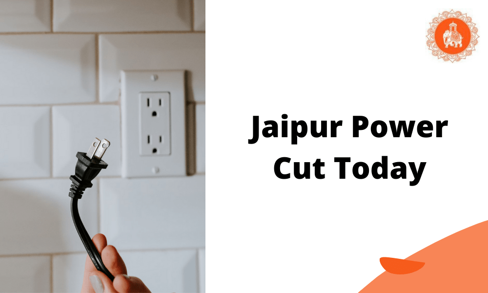 jaipur power cut today