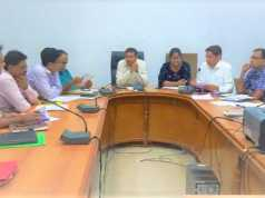 Jaisalmer Collector IAS Namit Mehta In Meeting Room