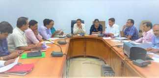 Jaisalmer Collector IAS Namit Mehta In Meeting Room