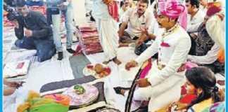 31 lakh rupees in teeka dsatur return by groom
