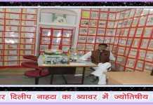 Astrologer Dilip Nahta Beawer Ajmer Rajasthan