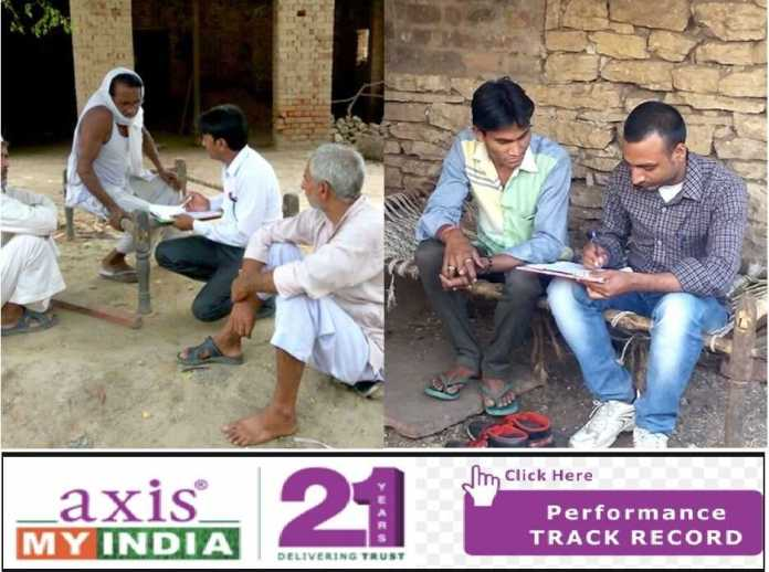 Axis My India Survey-Demo Pic