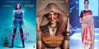 Divya Kumar Khosla-A Futuristic Love Story- Yaad Piya Ki Aane Lagi