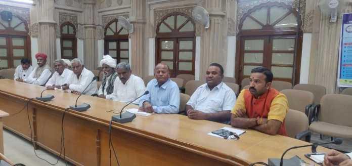जैसलमेर: अयोध्या फैसले के बाद कलेक्टर व एसपी ने ली शांति समिति की मीटिंग 2