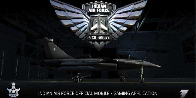 Indian Air Force Official Mobile Game