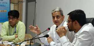 Sudhansh Pant And Namit Mehta