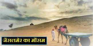 Jaisalmer Weather News