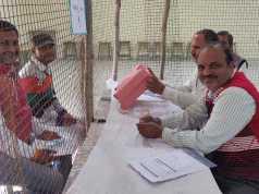 Shankar Detha Election Reporting SBK College Jaisalmer