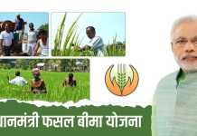 Pradhan Mantri Fasal Bima Yojana (PMFBY)- Crop Insurance Scheme