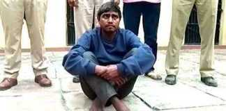 Rapist Fake Sadhu Arrested
