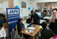 Free health camp in Jodhpur Satyam Hospital by JSPH