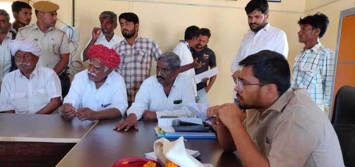 जैसलमेर: जिला कलक्टर ने किया दूरस्थ ग्राम्यांचलों का दौरा 1