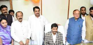 Harivallabh Kalla takes charge as Jaisalmer Municipal Council Chairman