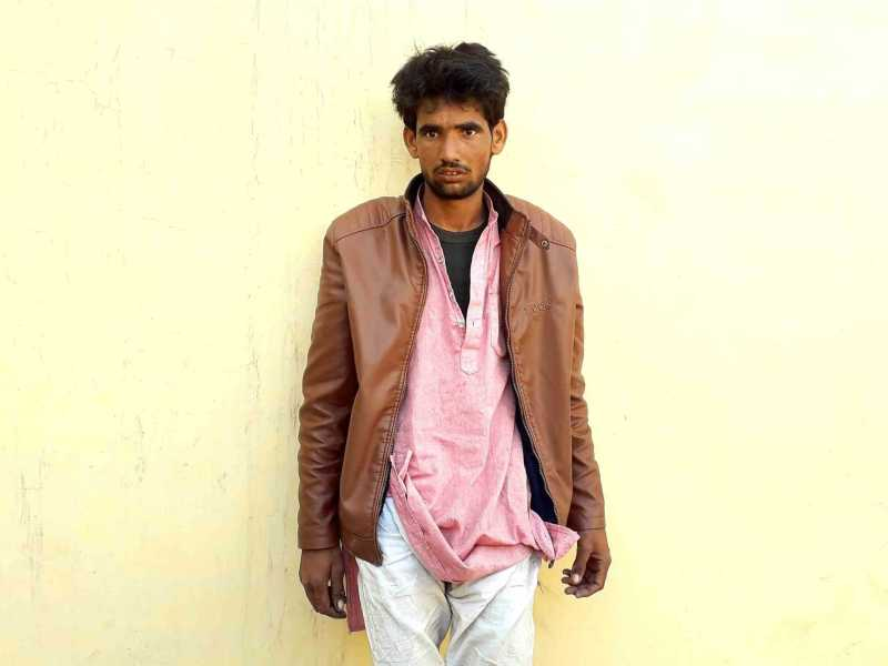 BSF & Police handpicked one youth from bahla village In Jaisalmer