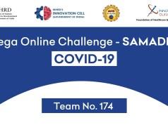 Mega Online Challenge-SAMADHAN COVID-19