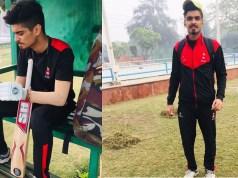 Young Cricketer Moksh Murgai