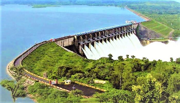 Mahi Bajaj Sagar Dam Banswara Rajasthan
