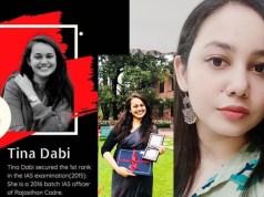 IAS Tina Dabi Fake Facebook ID