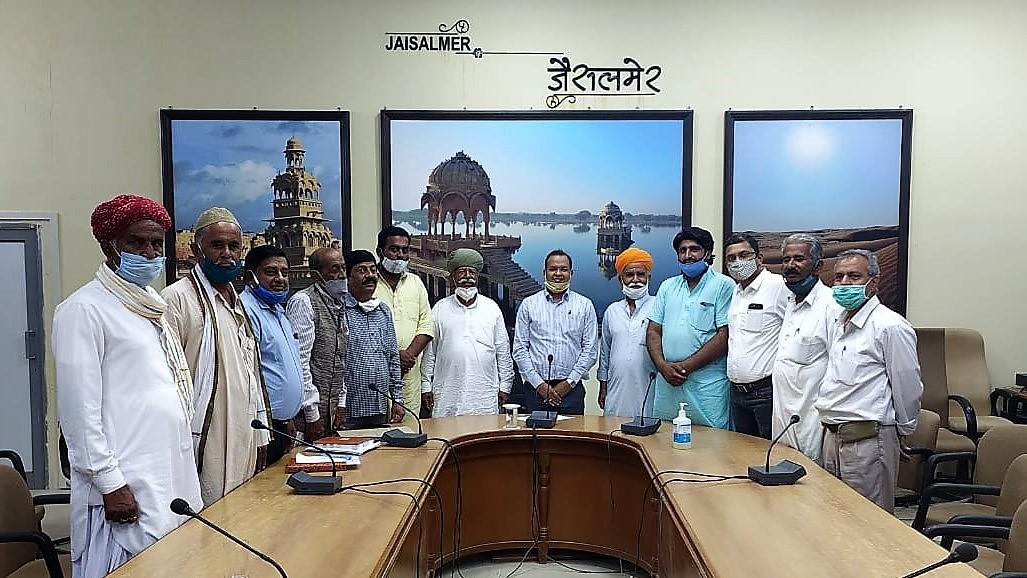 Agreement between Sonu Mines and truck operators of RSMML