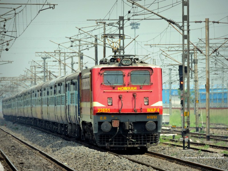 howrah superfast express