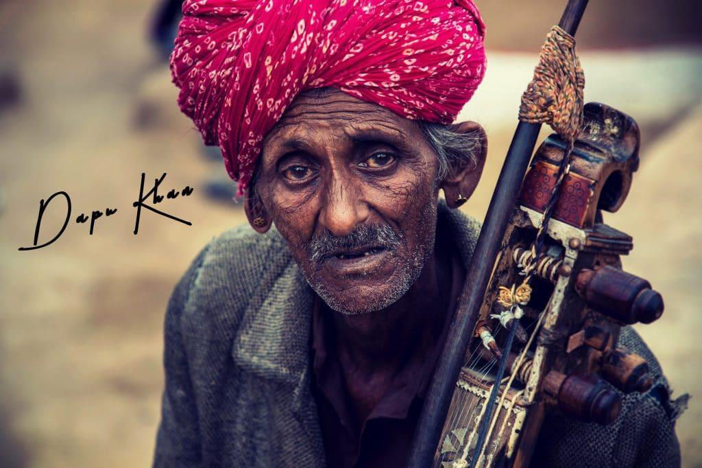 Dapu Khan Mirasi Jaisalmer