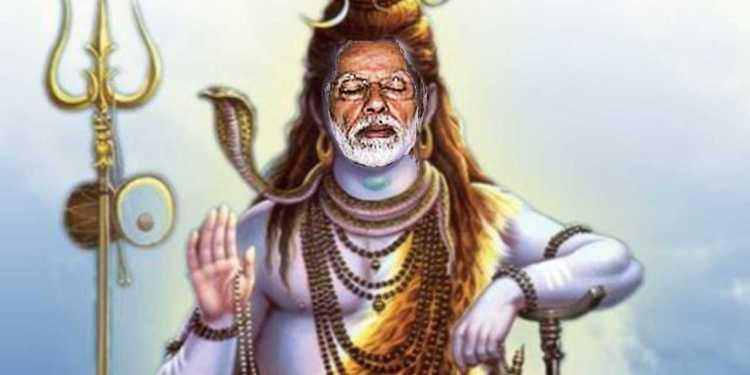 PM Modi incarnation of Lord Shiva