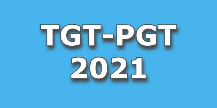 TGT-PGT 2021