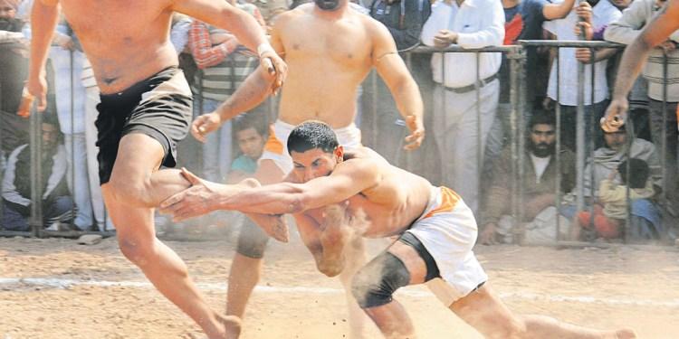 Kabaddi Game Image Google