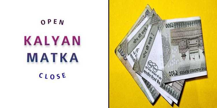 Kalyan Satta Matka Open Ka Result