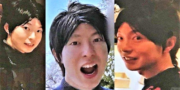 Takashi Miyagawa GF BF