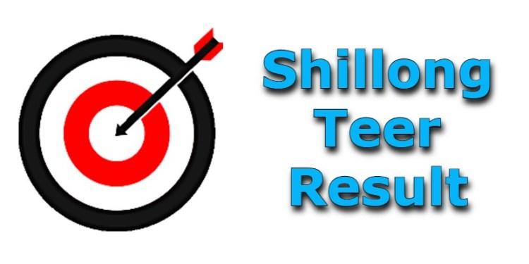Shillong Teer Result Today-शिलांग तीर रिजल्ट