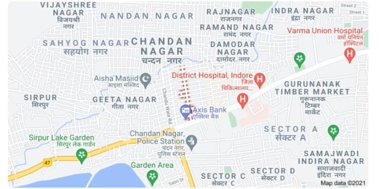 Indore City Satta Matka Area