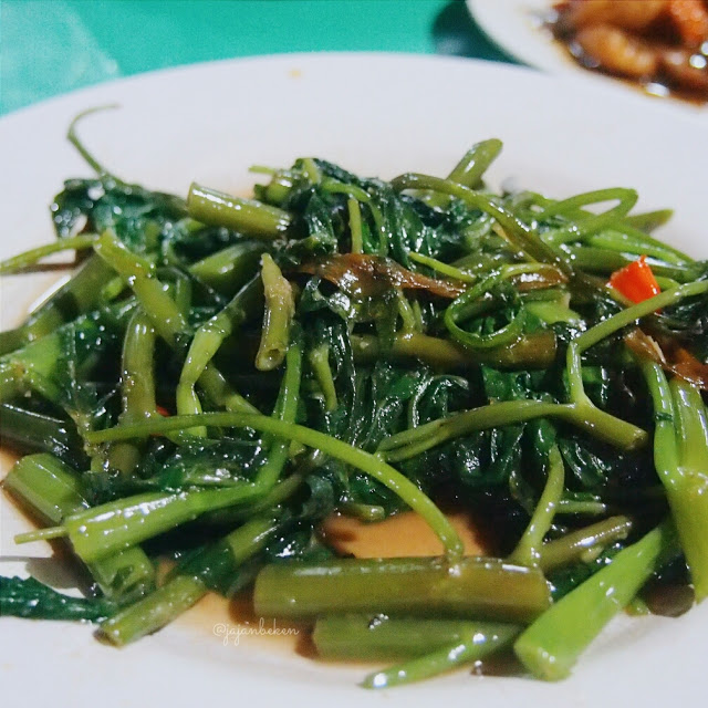Cah Kangkung (IDR 10K)