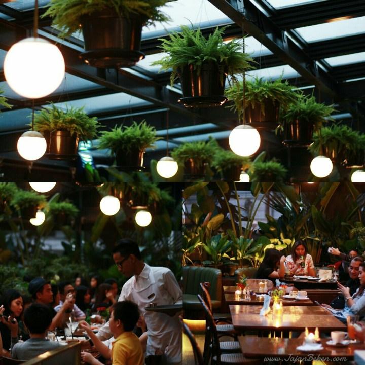Jajan beken - olivier cafe grand indonesia