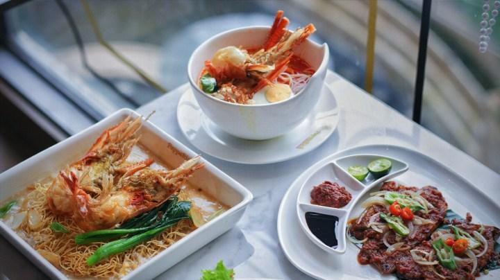 jajanbeken pappa rich senayan city malaysian culinary