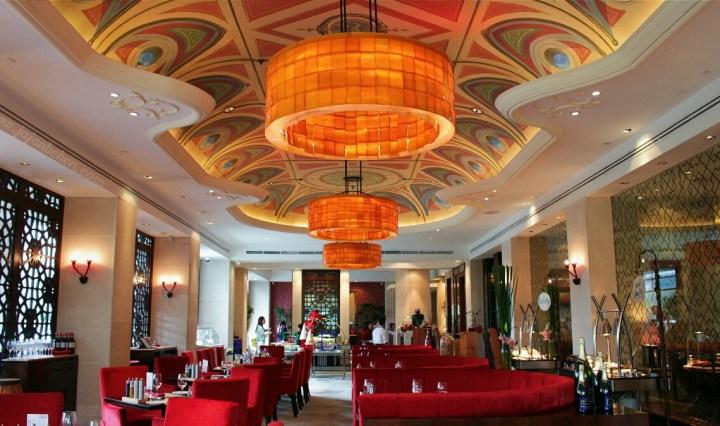 jajanbeken rosso restaurant shangri la hotel jakarta