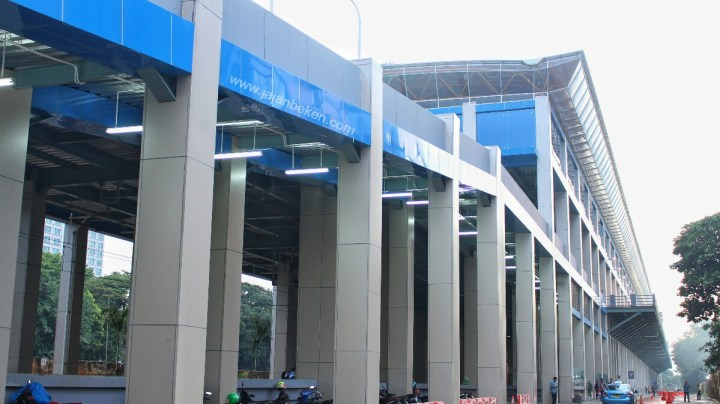 Jajanbeken stasiun sudirman baru